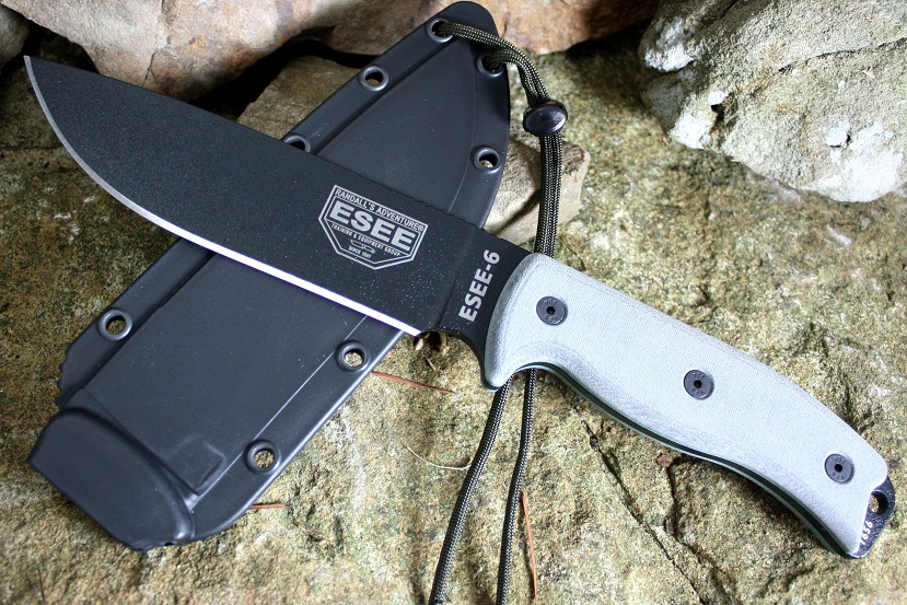 ESEE-6 Survival Knife Review