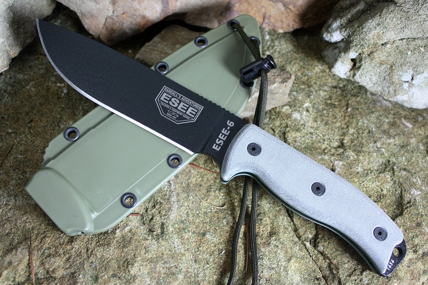 ESEE-6 Survival Knife