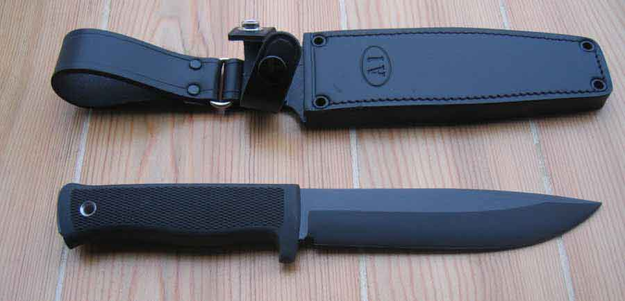 Best Fixed Blade Survival Knife - Fallkniven A1 Survival Knife