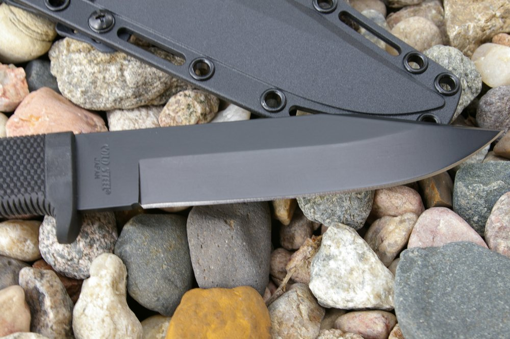 Cold Steel SRK with Kraton Handle