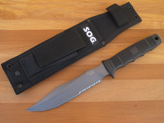 Best survival knife hands down idiom